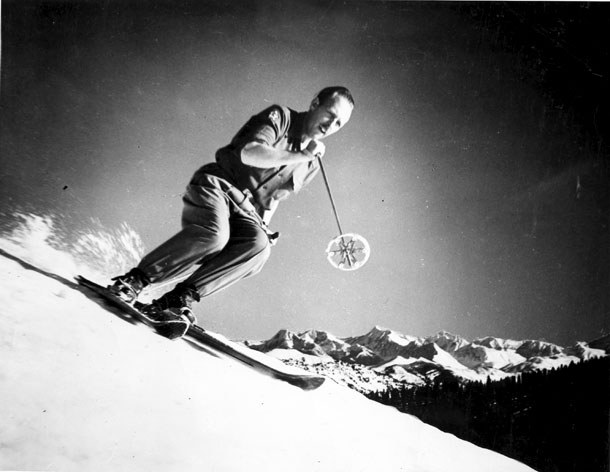 1947 ski gear