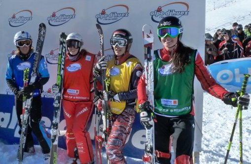 1st ski cross world cup