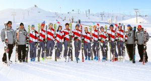 CAnadian Skicross team