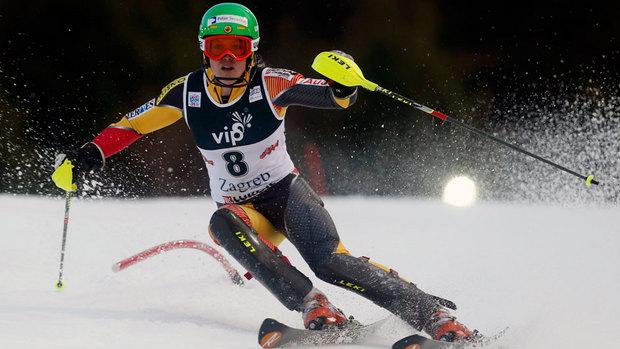Erin Mielzynski slalom