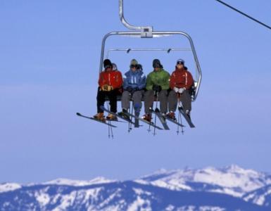 Californian ski fields face a shrinking future