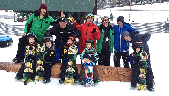 Burton kids program