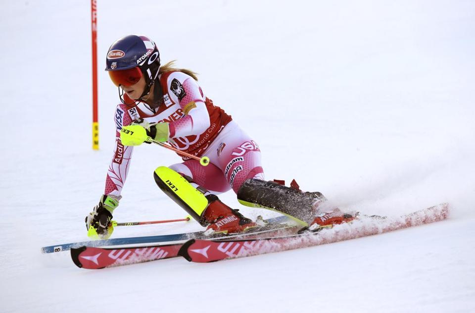 mikaela-shiffrin-slalom