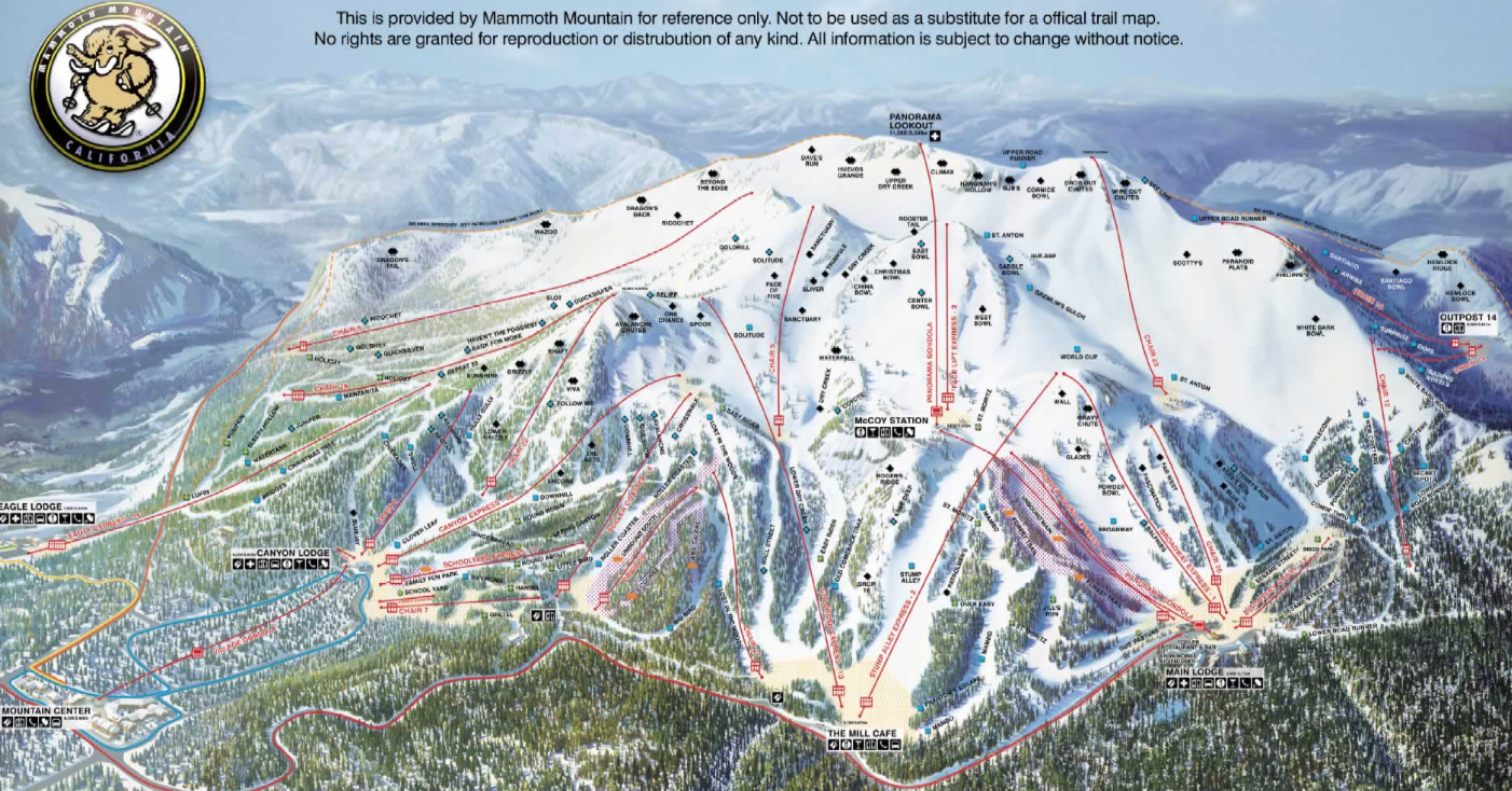 aspen and ksl acquire mammoth resorts - skitheworld